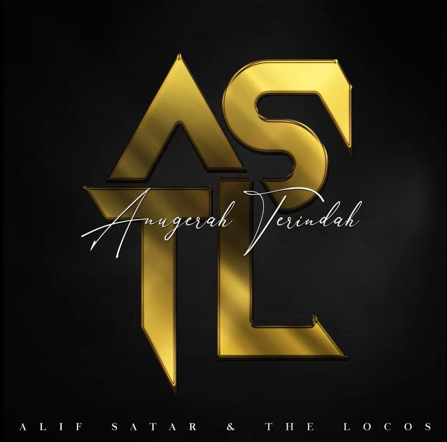 Lirik Lagu Alif Satar & The Locos - Anugerah Terindah