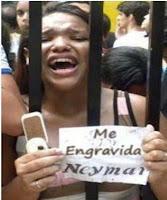 Resultado de imagem para me engravida neymar