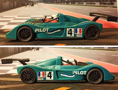 "Ferrari 333 SP Indianapolis ""Pilot"" Tecnitoys"