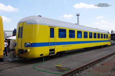 SŽDC, wagon pomiarowy nr 60 54 99-29 131-4