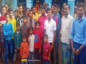 मैनपुर क्षेत्र में नवाखाई पर्व मनाया गया | पारिवारिक सौहार्द एवं एकता का प्रतीक Nava Khai 2021