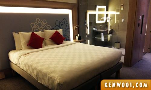 novotel hotel superior room