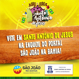 São João de SAJ concorre ao Prêmio Melhor São João da Bahia