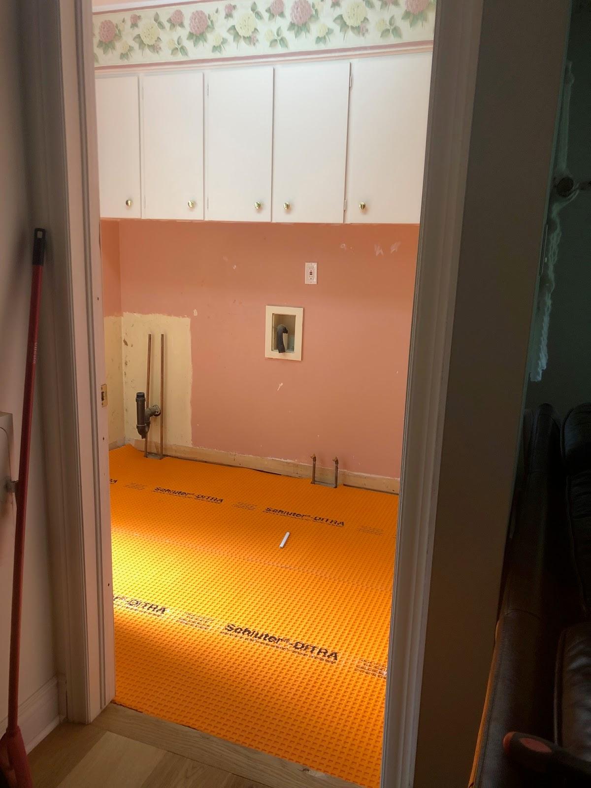 One Room Challenge: Week 2 - Tile TIps