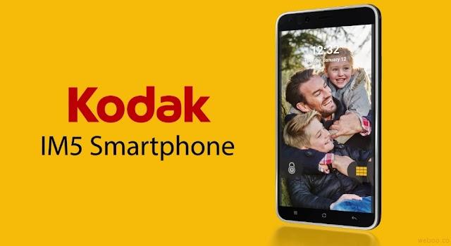 Kodak Announces New Smartphone designed for Photography
