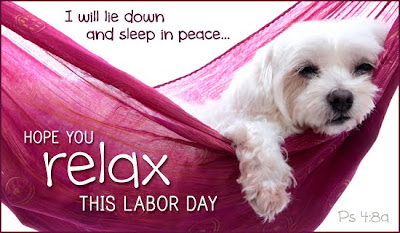 Happy Labor Day 2012 to Mom Bloggers and friends