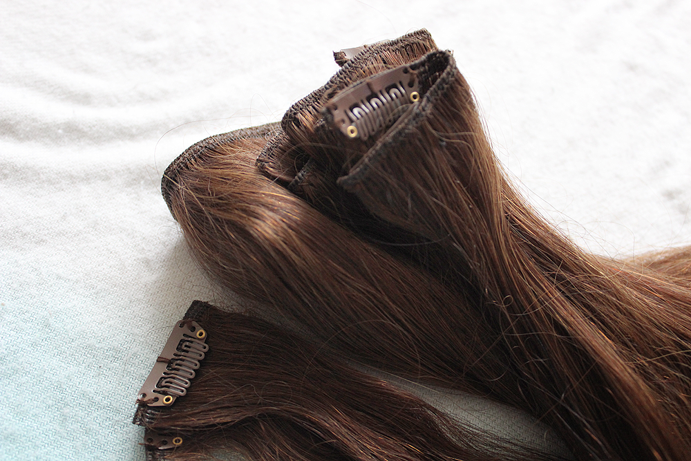 Irresistible Me Hair Extensions Medium Brown 200g Review Xo