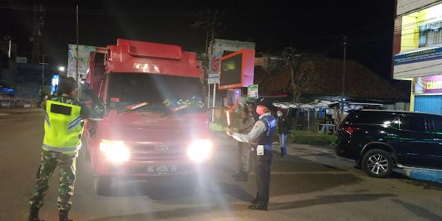 Cegah Arus Balik Pemudik, Kepolisian Siapkan 116 Pos Penyekatan Sepanjang Jawa dan Sumatera