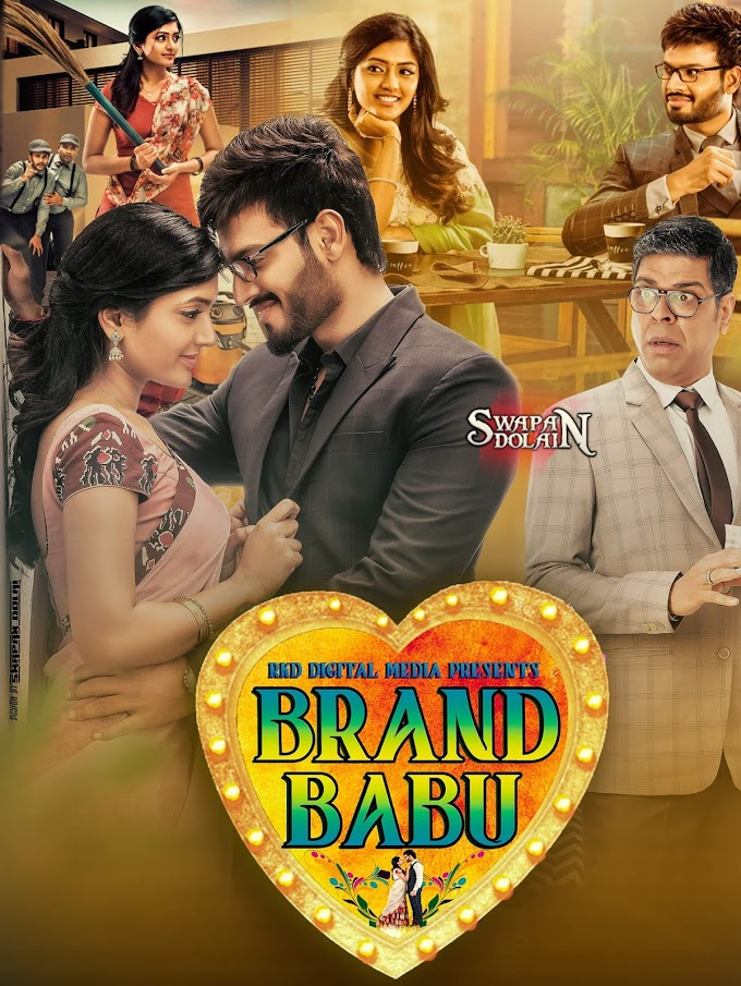 Brand Babu (2019) South Hindi Dubbed Full Movie Download 720p hd