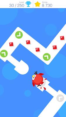 لعبة Tap Tap Dash للاندرويد مهكرة, تحميل لعبة Tap Tap Dash apk مهكرة