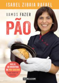 Capa do livro Vamos Fazer Pão