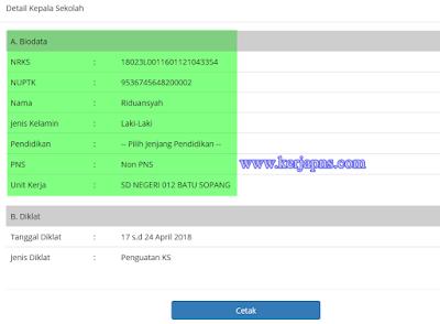 SIM NRKS di http://lppks.kemdikbud.go.id/sttpp#cari_sertif