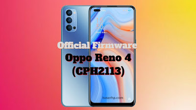 Stock Rom Oppo Reno 4 CPH2113