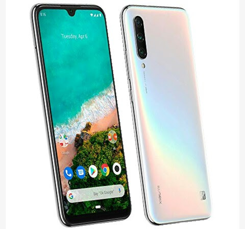Xiaomi Mi A3 8-Core Smartphone with Face Unlock