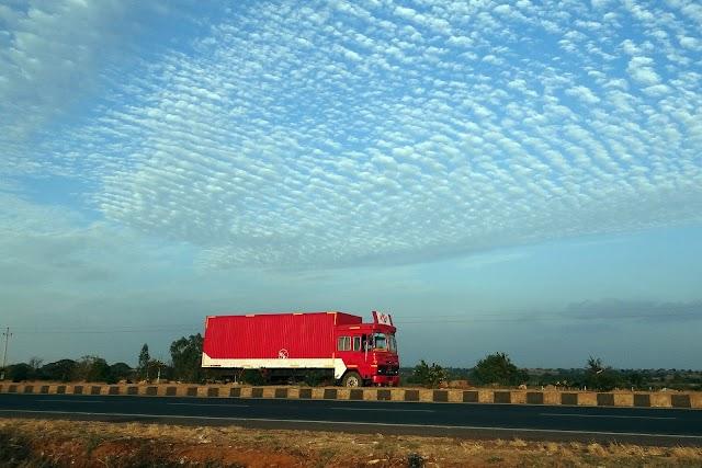 As práticas de logística verde no transporte de cargas