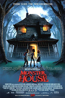 Monster House (2006) [Latino-Ingles] [Hazroah]