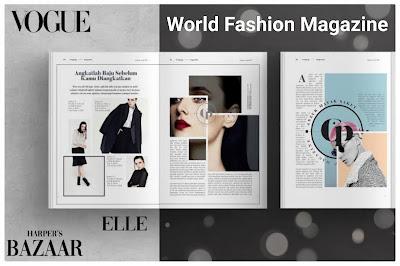 Elle,Vogue,Fashion,FashionMagazine,Magazine