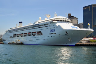 P&O Cruises Australia announced  a second Grand Class ship