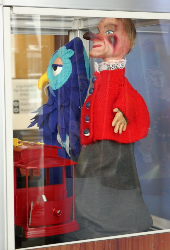 A Beautiful Day Neighborhood Mister Rogers Lady Elaine puppet