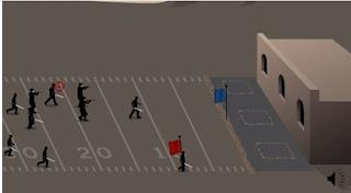 Chơi game bảo vệ căn cứ