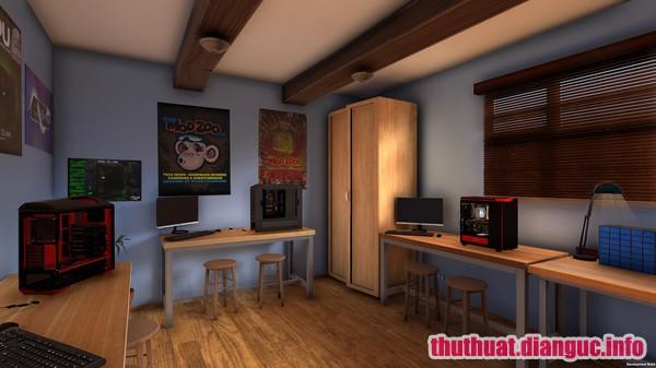Download Game PC Building Simulator Full Crack, PC Building Simulator , PC Building Simulator free download,