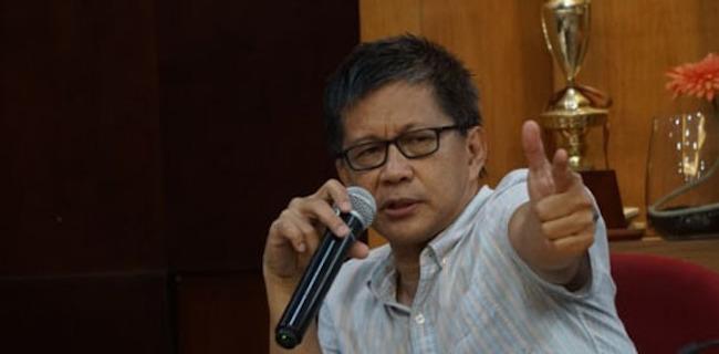 Arief Poyuono: Dari KAMI Yang Layak Jadi Menteri Cuma Satu, Rocky Gerung!