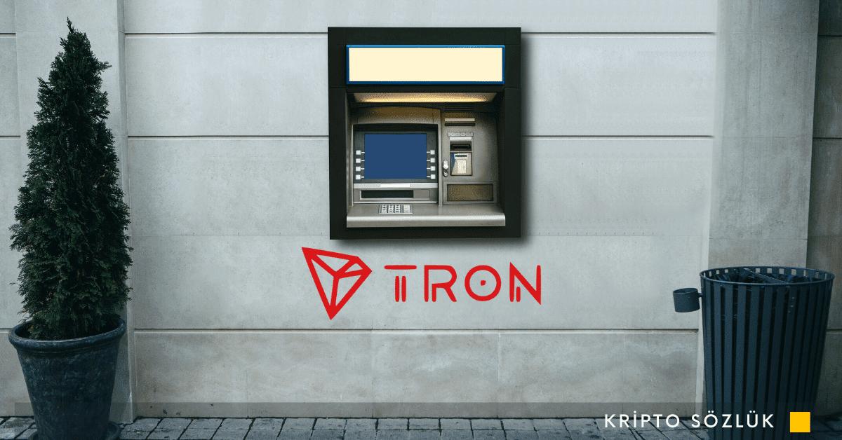 Artık Güney Kore'de 13.000'den Fazla ATM'den TRON Çekilebiliyor
