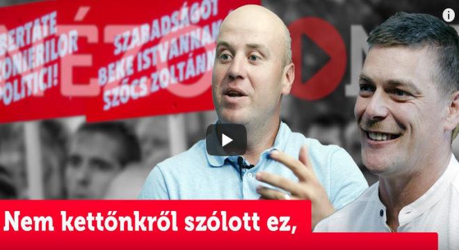 Videó: először beszéltek részletesen ügyükről a székely politikai foglyok