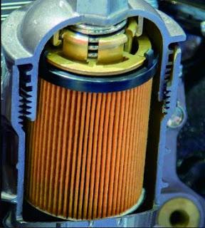 High Efficiency (HE) Oil Filter