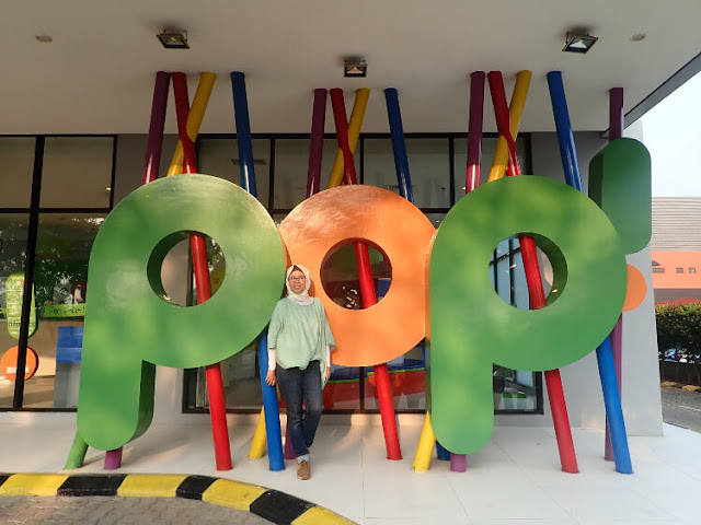 review hotel pop bsd city