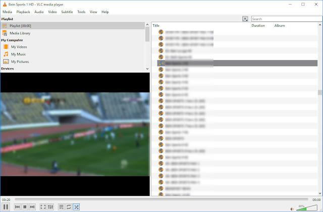 افضل برنامج لمشاهدة القنوات المشفرة على الكمبيوتر بدون تقطيع