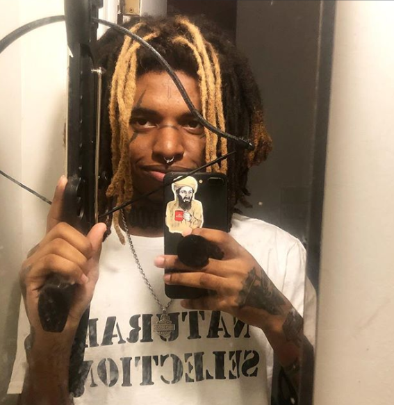 'Natural Selection' t-shirt as worn by ZILLAKAMI. PYGear.com