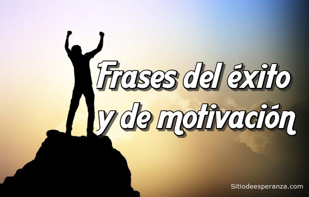Frases motivadoras para la vida