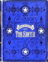 Tom Sawyer ebook Cover