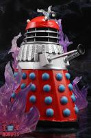 Custom 'Mutation of Time' Red Dalek 18