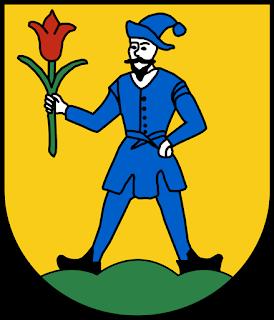 Offrir une tulipe Wappen_Untersiggingen