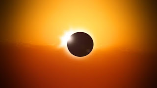 How can see solar eclipse safely- instructions and Timings