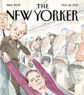 Exclusive: Lawyer for man dragged from United flight isn't laughing at viral New Yorker cover