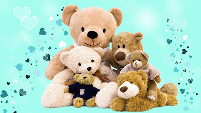 Teddy-bear-family-lovely-pics-for-little-babies