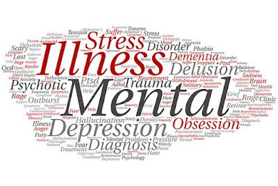 Symptoms of mental illness, cause, treatment, prevention