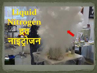 liquid nitrogen kya hota hai
