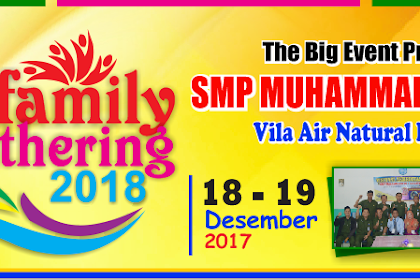 20+ Latest Desain Banner Family Gathering