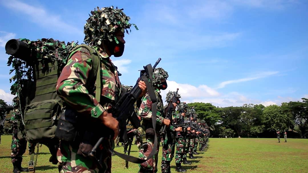 150 Personel Brigif Raider 9 Kostrad Akan Ikuti Latancab di Puslatpur Baturaja