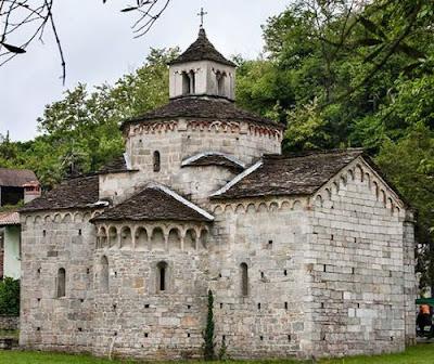 Chiesa romanica di San Giovanni in Montorfano