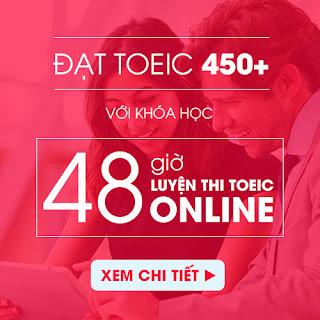 luyen thi toeic online
