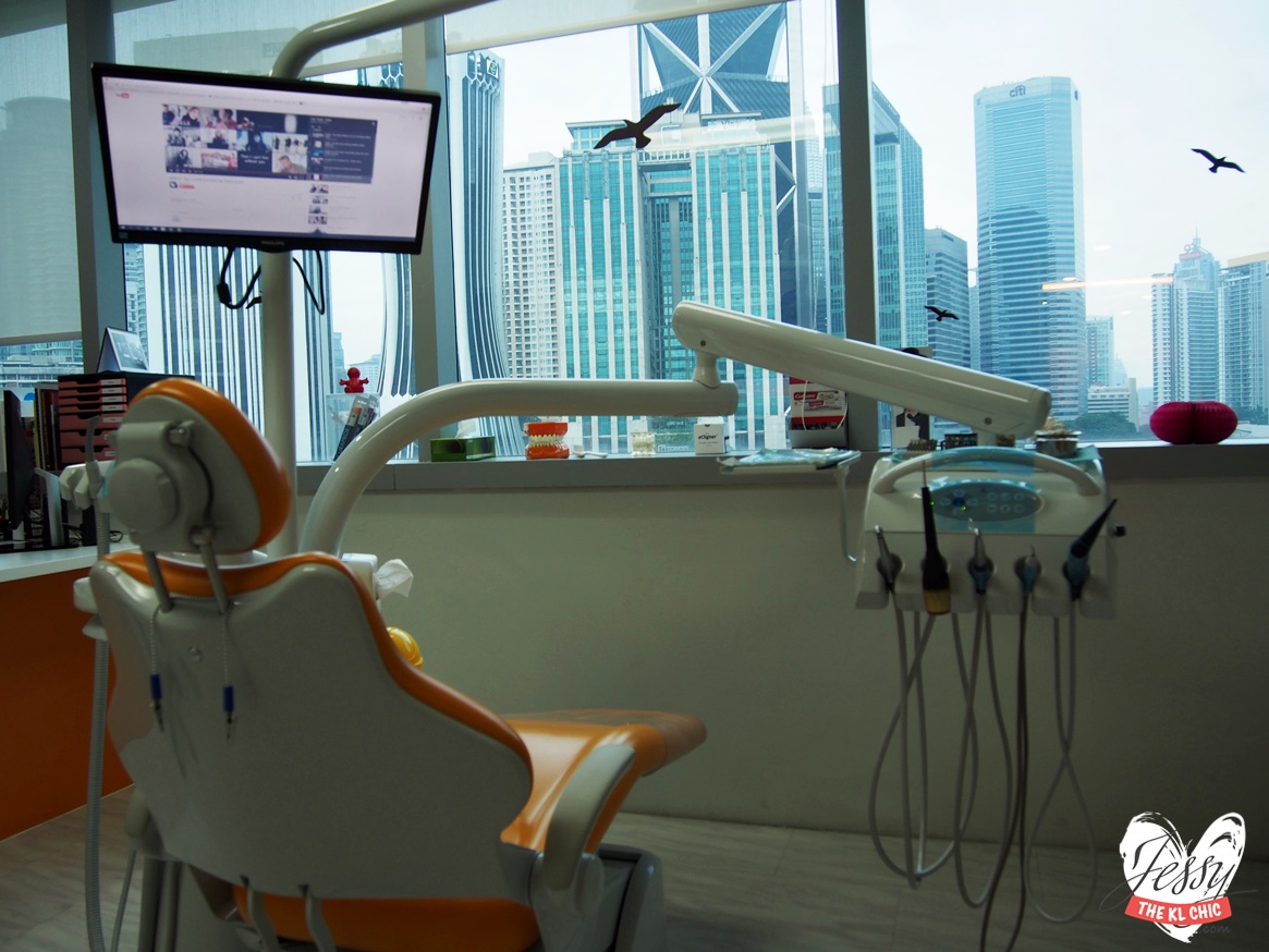 Getting Pearly White Teeth With KL City Dentists, Menara HSC