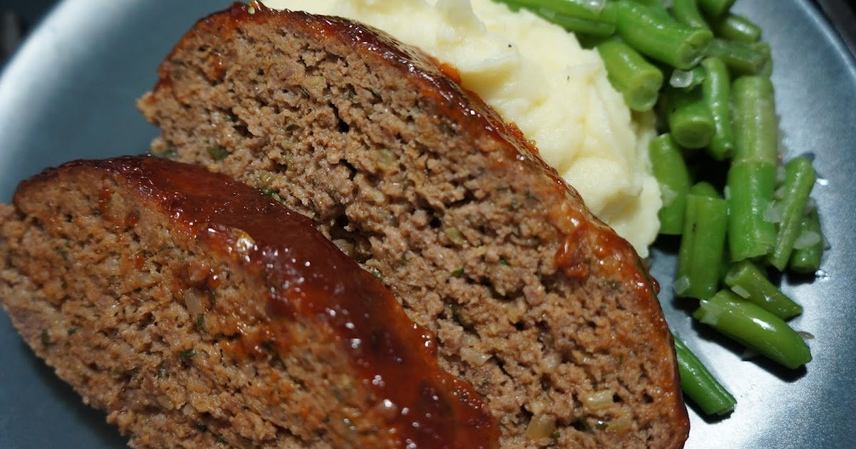 America S Test Kitchen Meatloaf Recipe