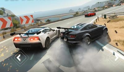 لعبة Rebel Racing كاملة للأندرويد - تحميل مباشر