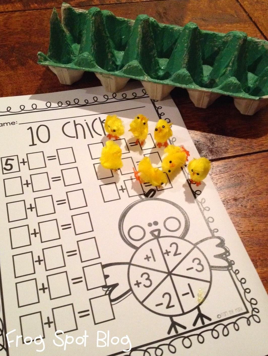 10 Chicks