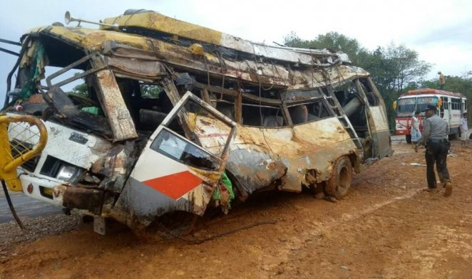 Dua Orang Meninggal Kecelakaan Tunggal di Badau Kapuas Hulu